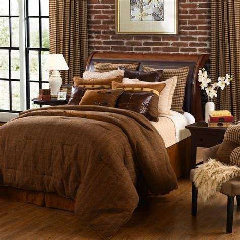 cabin style comforter sets crestwood by hiend accents homemax by hiend accents