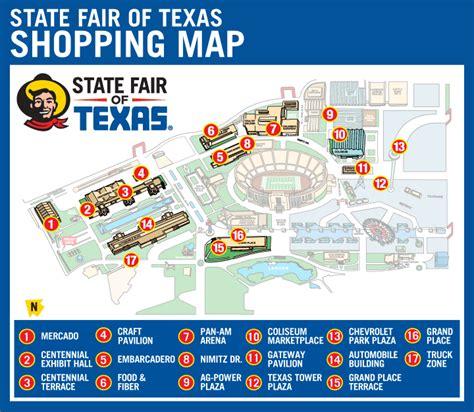 texas state fair parking map 14 shopping expando1 1 state fair of texas