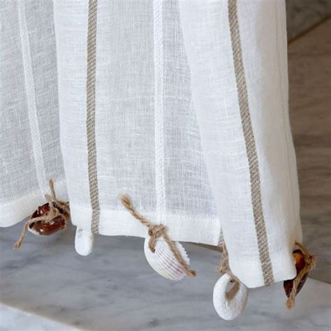 seashell curtain 15 cool seashell curtain ideas home design and interior