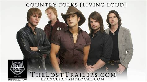 the lost trailer lost trailers country folks livin loud