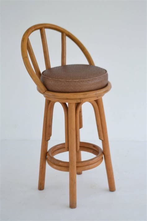 bar stools west palm beach set of four bent bamboo bar stools at 1stdibs