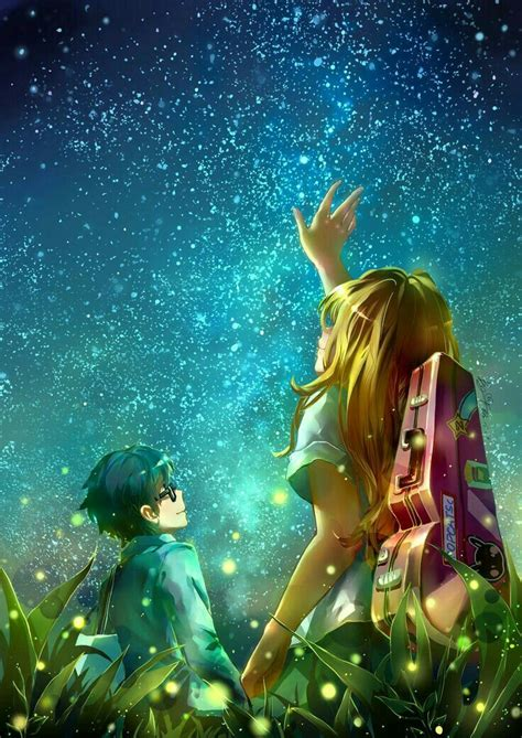 Your Lie In April 2 25 best ideas about your lie in april on