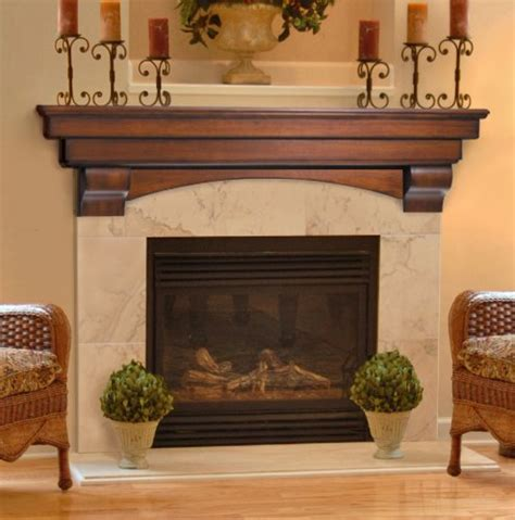 pearl mantels 495 60 auburn arched 60 inch wood fireplace
