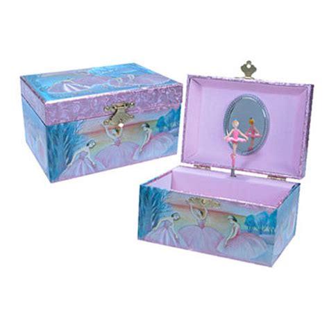 iridescent ballerina jewelry box west side