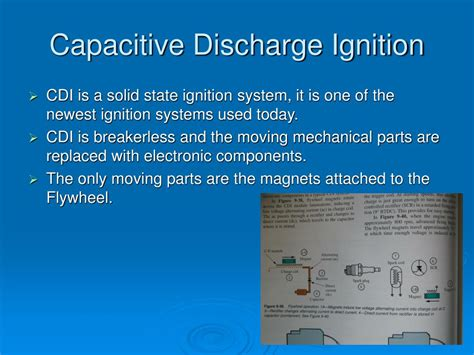 capacitive discharge firing system ppt magneto ignition systems powerpoint presentation id 545383