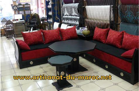 canapé casablanca salon marocain moderne deluxe