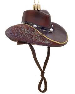 buy personalized dark brown cowboy hat with studded band