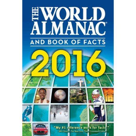 the world almanac and book of facts 2018 books the world almanac and book of facts 2016 walmart