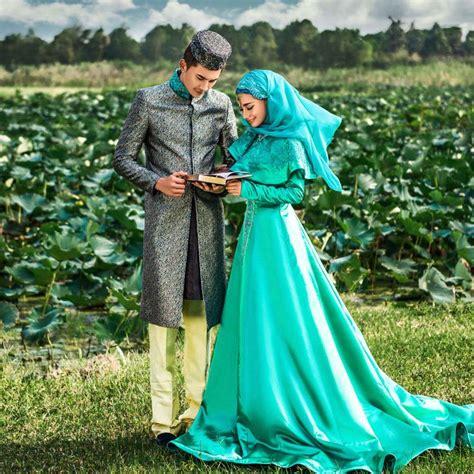 Wedding Hijab Modern Islamic Modern Styles For Wedding Dress Hijabiworld