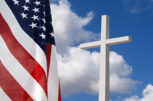 Draped American Flag Religious Liberty Bill Inches Forward In House After 10