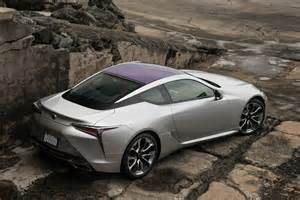 Lc Lexus Drive The 2018 Lexus Lc 500 Doesn T Want To Be The