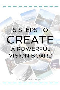 how to create a vision board one that 270 best vision board sles images creating a vision