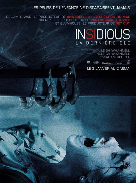 film insidious vf insidious la derni 232 re cl 233 film 2018 senscritique