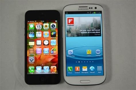 what s better iphone or galaxy galaxy s3 vs iphone 5 which is the better smartphone