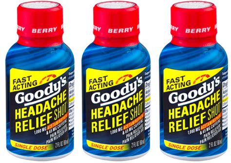 goody s free goody s headache shot at kroger affiliates