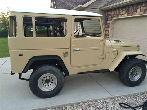 original land cruiser 1978 fj40 land cruiser original stock toyota