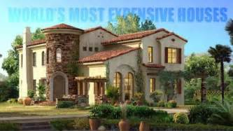 World S Most Expensive House Quincy Harrington Top 10 Most Expensive Houses In The
