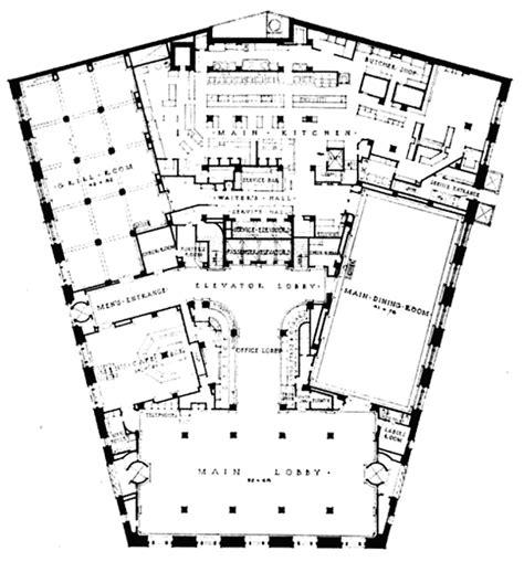the statler hotel mezzanine floor plan the statler hotel ground floor plan within hotel floor