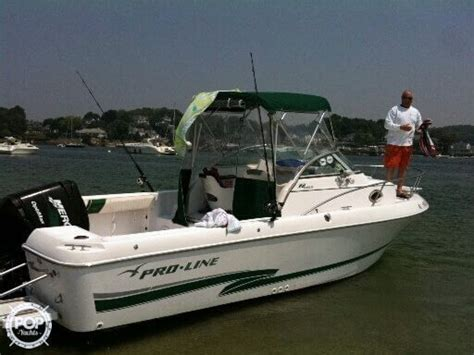 walk around boats for sale in ma 2001 used pro line walkaround 22 walkaround fishing boat
