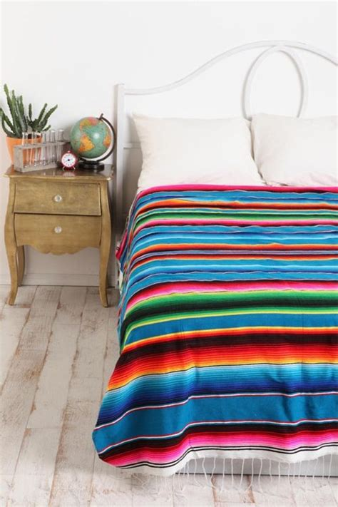 mexican bedding bedspreads on pinterest