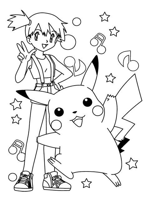 coloring pages pikachu and friends r pikachu coloring pages