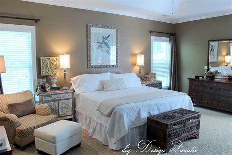 bedroom makeover on a budget diy design fanatic decorating a master bedroom on a budget