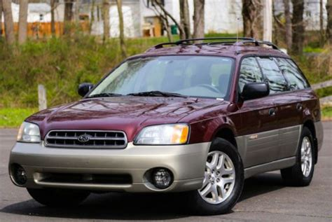 2001 subaru outback manuals purchase used 2001 subaru outback 5speed manual awd wagon 1 owner sericed low77k miles carfax in
