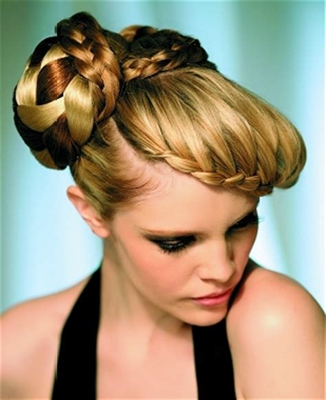professional and sophisticated braids fabulous updo hairstyles to try