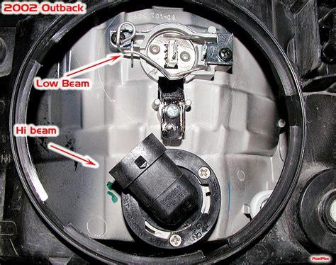 subaru headlight names broken bulb retaining clip assembly help page 2 subaru