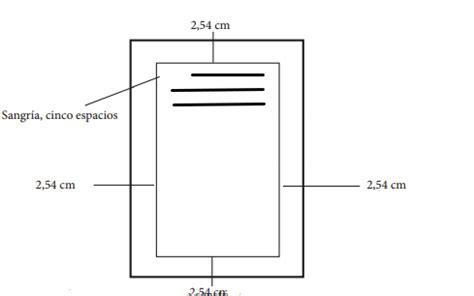 Normas Apa 2014 Para Resumen by Fancy Normas Apa 2014 Para Resumen With Additional Normas
