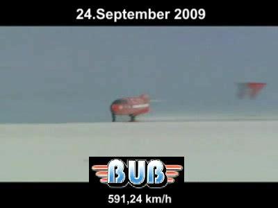 Schnellstes Motorrad Km H by Schnellstes Motorrad Der Welt 591 Km H Bub Seven Pilot