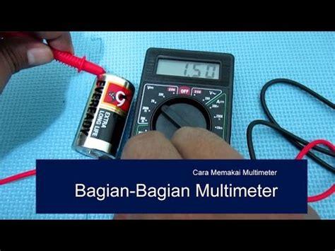 Digital Multimeter Souer Sd9208a menggunakan elaegypt