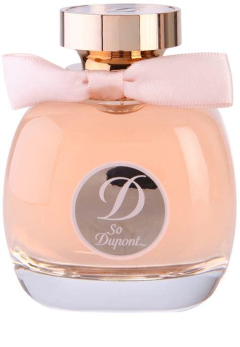S T Dupont So Duppont For s t dupont so dupont eau de parfum pour femme 100 ml