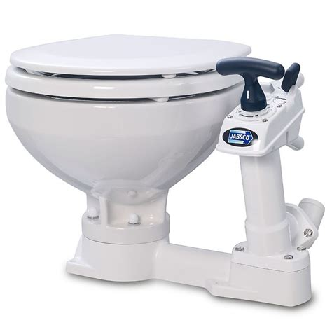 jabsco compact toilet twist n lock jabsco manual twist n lock marine boat toilet