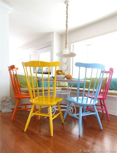spray painting kitchen chairs of lou 25 best ideas about wooden chair redo on
