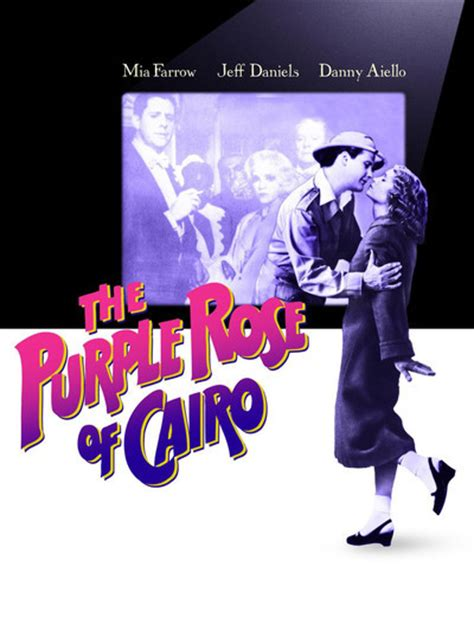 themes in the purple rose of cairo the purple rose of cairo movie review 1985 roger ebert