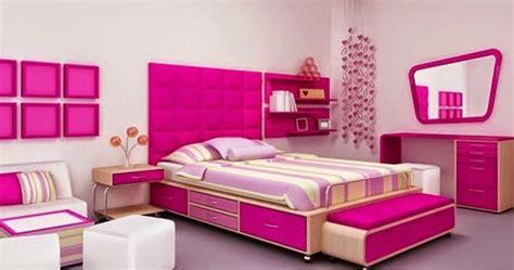 cara desain kamar anak perempuan minimalis lengkap furniturenya tipe rumah