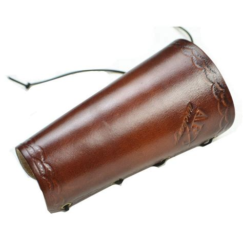 Arm Protectors by Aliexpress Buy Brown Traditional Cow Leather Arm