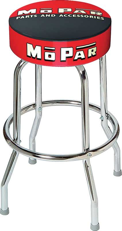 Black Parts In Stool by Mopar Parts Lifestyle Products Home And Office Decor