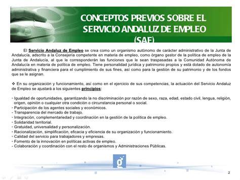 oficina servicio andaluz de empleo oficina de empleo sae
