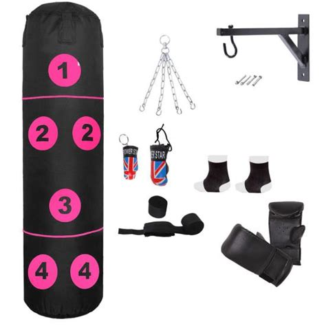 Bag In Bag Set 2 Pcs Pink target punch bags punching bags maxstrength net