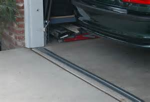 tsunami seal garage door threshold seal