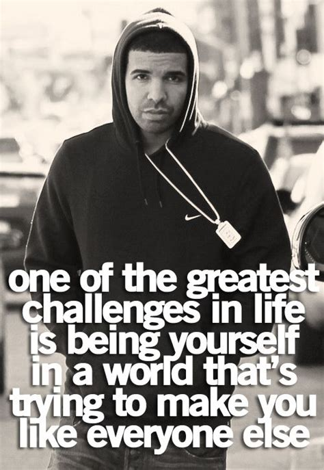 inspirational biography movie drake graham quotes sayings life about himself