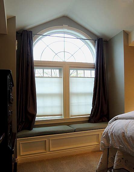 minimum window seat depth residential
