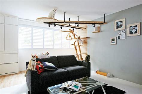 cat decor for the home runsing mengemaskini ruang untuk disesuaikan dengan