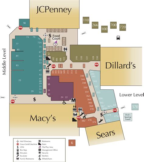 Garden State Mall Map by Garden State Plaza Map Belmont Map
