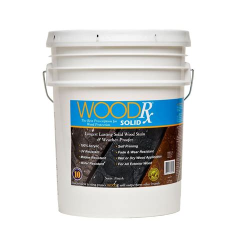 outdoor furniture stain and sealer ready seal 5 gal mahogany exterior wood stain and sealer 530 the home depot