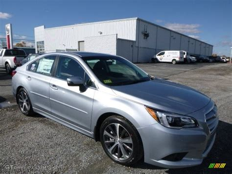 2017 Silver Metallic Subaru Legacy 3 6r Limited