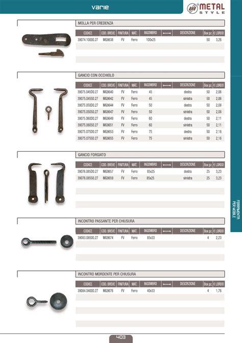 ferramenta mobili antichi catalogo ferramenta accessori per mobili antichi listino