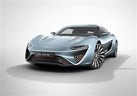 Salzwasser Auto by Quant E Sportlimousine The Salt Water Powered Car With